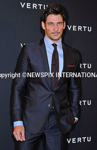 """DAVID GANDY.attends the launch of Vertu's first touchscreen handset, Constellation at Palazzo Serbelloni, Milan, Italy_18/10/2011.Vertu is the market leader in luxury mobile phones..Mandatory Credit Photo: ©Sestini/NEWSPIX INTERNATIONAL..**ALL FEES PAYABLE TO: """"NEWSPIX INTERNATIONAL""""**..IMMEDIATE CONFIRMATION OF USAGE REQUIRED:.Newspix International, 31 Chinnery Hill, Bishop's Stortford, ENGLAND CM23 3PS.Tel:+441279 324672  ; Fax: +441279656877.Mobile:  07775681153.e-mail: info@newspixinternational.co.uk"""