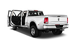 Car images close up view of 2018 Ram Ram 3500 Tradesman Crew Cab Long 4 Door Pick Up doors