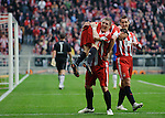 Fussball, Bundesliga 2010/2011: FC Bayern Muenchen - Hamburger SV