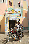 Vallée de l'Hadramaout. Yemen