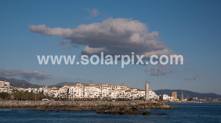 **ALL ROUND EXCLUSIVE PICTURES FROM SOLARPIX.COM**.**WORLDWIDE SYNDICATION RIGHTS**.General views of Marbella on The Costa Del Sol  Spain.2008..JOB REF: 7920        CS1        DATE:17.11.08.**MUST CREDIT SOLARPIX.COM OR DOUBLE FEE WILL BE CHARGED* *UNDER NO CIRCUMSTANCES IS THIS IMAGE TO BE REPRODUCED FOR ANY ONLINE EDITION WITHOUT PRIOR PERMISSION*