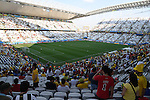 Arena de Sao Paulo,<br /> JUNE 26, 2014 - Football / Soccer :<br /> A general view inside of Arena de Sao Paulo before the FIFA World Cup Brazil 2014 Group H match between South Korea 0-1 Belgium in Sao Paulo, Brazil. (Photo by SONG Seak-In/AFLO)