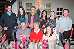 Ann Breen, Castlemaine, pictured in Cassidy's, Tralee on Friday night celebrating the occasion of her birthday with seated l-r: Francie, Ann and Noreen Breen. Back l-r: Michael and Alice Bradley, Jillian Barrett, Josephine Bradley with Bernadette and James Breen.