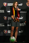 15 January 2010: Tobin Heath was selected with the #1 overall pick by the Atlanta Beat. The 2010 WPS Draft was held at Pennsylvania Convention Center in Philadelphia, PA during the NSCAA Annual Convention.