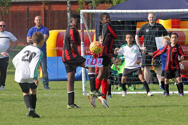 WHETSTONE v COBRA<br /> U10 GROUP MATCH<br /> THAMESMEAD SUMMER FESTIVAL OF FOOTBALL 2016<br /> SATURDAY 28TH MAY 2016<br /> BAYLISS AVENUE