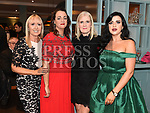 Catherine McGovern, Kate Black, Sabrina O'Connell and Ashley Conroy at the Drogheda Business Excellence Awards in City North Hotel. Photo:Colin Bell/pressphotos.ie