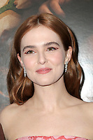 "LOS ANGELES - MAR 13:  Zoey Deutch at the ""Flower"" Premiere at ArcLight Theater on March 13, 2018 in Los Angeles, CA"