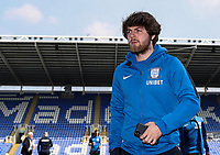 Preston North End's Ben Pearson pictured before the match <br /> <br /> Photographer Andrew Kearns/CameraSport<br /> <br /> The EFL Sky Bet Championship - Reading v Preston North End - Saturday 30th March 2019 - Madejski Stadium - Reading<br /> <br /> World Copyright © 2019 CameraSport. All rights reserved. 43 Linden Ave. Countesthorpe. Leicester. England. LE8 5PG - Tel: +44 (0) 116 277 4147 - admin@camerasport.com - www.camerasport.com