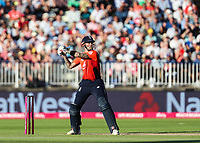 England's Alex Hales<br /> <br /> Photographer Andrew Kearns/CameraSport<br /> <br /> Only IT20 - Vitality IT20 Series - England v Australia - Wednesday 27th June 2018 - Edgbaston - Birmingham<br /> <br /> World Copyright &copy; 2018 CameraSport. All rights reserved. 43 Linden Ave. Countesthorpe. Leicester. England. LE8 5PG - Tel: +44 (0) 116 277 4147 - admin@camerasport.com - www.camerasport.com
