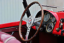 01/10/13 - CHARADE - PUY DE DOME - FRANCE - Essais Roadster ARNOLT BRISTOL de 1954 - Photo Jerome CHABANNE