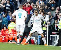 2018.02.24 La Liga Real Madrid CF VS Alaves
