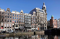 Nederland Amsterdam 2017.  De  Keizersgracht.  Foto Berlinda van Dam / Hollandse Hoogte