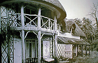 Swiss Cottage, designed by John Nash, 1810-1814. Built for Richard Butler. Count of Cadir. County of Typperary, Ireland.