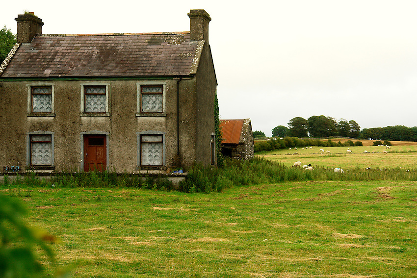 All photos were taken in Ireland by Donald Verger.