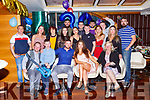 Michael Breen Hazelwood Drive Killarney celebrated his 30th birthday with his family and friends in the Plaza Hotel on Saturday night