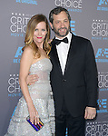 Leslie Mann and Judd Apatow<br />  attends The 20th ANNUAL CRITICS' CHOICE AWARDS held at The Hollywood Palladium Theater  in Hollywood, California on January 15,2015                                                                               © 2015 Hollywood Press Agency