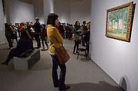 Cezanne Exhibition Budapest