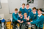 Mercy Mounthawk YSI Project held a TECH-NO UnPlug Day to encourage students put down their screens and do real world activities  Pictured  Darragh O Sullivan, Ruairi O'Kelly, Eoin Lynch, Seán Carmody, Liam O Malley, Ciarán O'Reilly, Shane Walsh