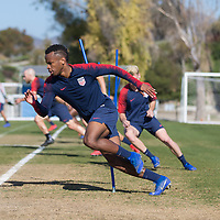 USMNT Training, January 10, 2019