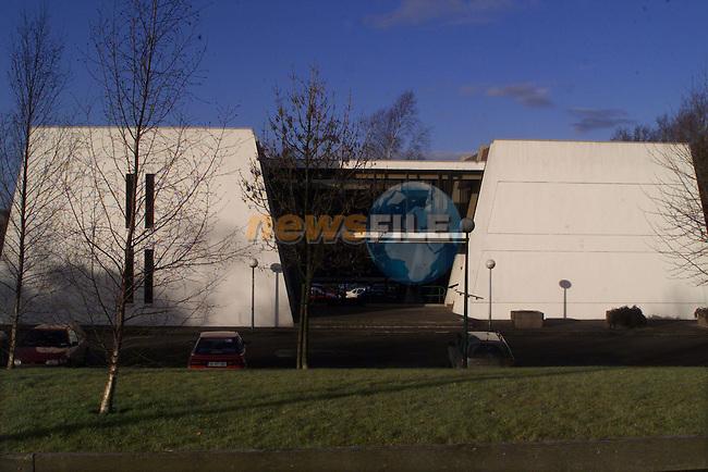 Navan Driving Test Centre, Navan Co Meath..Pic: Newsfile..Story by Gerry Hand.