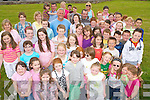 WALK: Part of the large crowd who took part in the Balloonagh NS sponsored walk which took part between the Brandon Carpark and the Lock Gates, Blennerville on Sunday afternoon..   Copyright Kerry's Eye 2008
