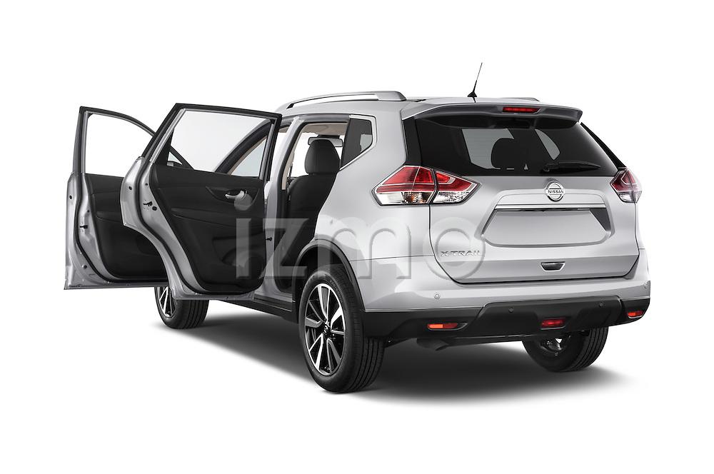 Car images of a 2014 Nissan X-TRAIL Tenka 5 Door SUV 2WD Doors