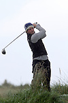 Day one of the Irish PGA championship at Seapoint Golf Club, Seamus McMonagle from Edmonstown GC on the 10th tee...Picture Jenny Matthews/Newsfile.ie