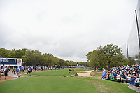 Bubba Watson (USA) and Justin Thomas (USA) walk down 7 during day 5 of the World Golf Championships, Dell Match Play, Austin Country Club, Austin, Texas. 3/25/2018.<br /> Picture: Golffile | Ken Murray<br /> <br /> <br /> All photo usage must carry mandatory copyright credit (&copy; Golffile | Ken Murray)