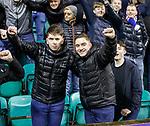 08.03.2019 Hibs v Rangers: Rangers fans