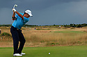 SOUTHPORT, ENGLAND - JULY 28:  David Frost of South Africa in action during the final round of The Senior Open Championship played at Royal Birkdale Golf Club on July 28, 2013 in Southport, United Kingdom.  (Photo by Phil Inglis/Getty Images)