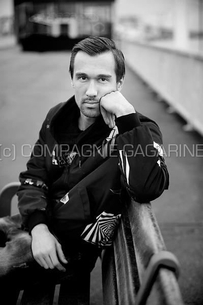 Ukrainian football keeper Igor Berezovsky(Belgium, 26/02/2014)