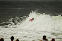 SNAPPER ROCKS, Queensland/Australia (Sunday, March 10, 2013) Taj Burrow (AUS). -The Quiksilver Pro Gold Coast presented by Land Rover, Event No. 1 of 10 on the 2013 ASP World Championship Tour (WCT), completed Round 2 and the opening six heats of Round 3 today in clean two-to-three foot (1 metre) waves at the primary venue of Snapper Rocks and the world's best surfers put on a phenomenal display of high-performance surfing..Joel Parkinson (AUS), 31, reigning ASP World Champion, ousted lethal wildcard Dane Reynolds (USA), 27, in the final clash of the day. The two form natural-footers went toe-to-toe, exchanging massive scores and wowing the capacity crowd on the beach. Despite the impressive display from Reynolds, it was Parkinson's mid-heat, near-perfect 9.87 out of a possible 10 for an electric display of forehand surfing at his home venue that would seal the win...Parkinson is now through to Round 4 of competition - an excellent start to his inaugural ASP World Title defense..Michel Bourez (PYF), 27, was absolutely dominant this afternoon in his Round 3 bout against Alejo Muniz (BRA), 23, posting an incredible 17.90 to better the Brazilian's own impressive score of a 17.57..Taj Burrow (AUS), 34, defending Quiksilver Pro Gold Coast winner, survived a shootout in Round 3 this afternoon against 2013 ASP Dream Tour rookie Filipe Toledo (BRA), 17. Despite an aerial onslaught late in the bout by the Brazilian, it was the veteran's razor-sharp precision and power surfing that would win the heat..Photo: joliphotos.com