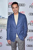 Azad Khan beim Screening des Kinofilms 'Hala' auf dem AFI Fest 2019 im TCL Chinese Theatre. Los Angeles, 18.11.2019