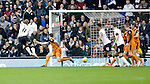 Caption  Correction - Johnny Russell scores the second goal of the game for Derby - Football - Sky Bet Championship - Derby County vs Wolverhampton Wanderers - iPro Stadium Derby - Season 2014/15 - 8th November 2014 - Photo Malcolm Couzens/Sportimage