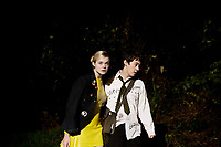 HOW TO TALK TO GIRLS AT PARTIES (2017)<br /> ELLE FANNING, ALEX SHARP<br /> *Filmstill - Editorial Use Only*<br /> CAP/FB<br /> Image supplied by Capital Pictures