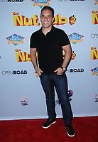"05 August  2017 - Los Angeles, California - Sebastian Maniscalco.  World premiere of ""Nut Job 2: Nutty by Nature""  held at Regal Cinema at L.A. Live in Los Angeles. Photo Credit: Birdie Thompson/AdMedia"