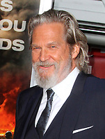 08 October 2017 - Los Angeles, California - Jeff Bridges. &ldquo;Only The Brave&rdquo; Premiere held at the Regency Village Theatre in Los Angeles. <br /> CAP/ADM<br /> &copy;ADM/Capital Pictures