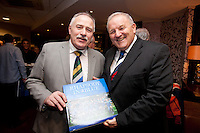 Former Irish player Phill Orr and Mick Quinn IRFU Charitable Trust