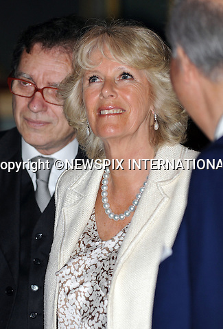 "PRINCE CHARLES and CAMILLA_Duchess of Cornwall.Visit ""Teatro La Fenice"" in  Venice on the second day of thier Itailian tour to watch an Opera_Venice_28/04/2009.Mandatory Photo Credit: ©Dias/Newspix International..**ALL FEES PAYABLE TO: ""NEWSPIX INTERNATIONAL""**..PHOTO CREDIT MANDATORY!!: NEWSPIX INTERNATIONAL(Failure to credit will incur a surcharge of 100% of reproduction fees)..IMMEDIATE CONFIRMATION OF USAGE REQUIRED:.Newspix International, 31 Chinnery Hill, Bishop's Stortford, ENGLAND CM23 3PS.Tel:+441279 324672  ; Fax: +441279656877.Mobile:  0777568 1153.e-mail: info@newspixinternational.co.uk"