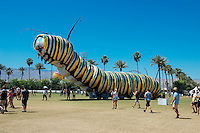 Coachella Festival 2015 Weekend 2 Day 1