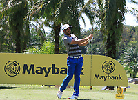 Adrian Otaegui (ESP) in action on the 7th during Round 3 of the Maybank Championship at the Saujana Golf and Country Club in Kuala Lumpur on Saturday 3rd February 2018.<br /> Picture:  Thos Caffrey / www.golffile.ie<br /> <br /> All photo usage must carry mandatory copyright credit (© Golffile | Thos Caffrey)