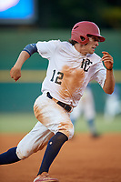 Jabin Trosky (12) of Carmel High School in Carmel, CA during the Perfect Game National Showcase at Hoover Metropolitan Stadium on June 20, 2020 in Hoover, Alabama. (Mike Janes/Four Seam Images)