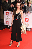 Louisa Lytton<br /> arriving for theTRIC Awards 2020 at the Grosvenor House Hotel, London.<br /> <br /> ©Ash Knotek  D3561 10/03/2020