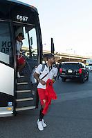 Photo before the match Chile vs Panama, Corresponding to Group -D- America Cup Centenary 2016 at Lincoln Financial Field.<br /> <br /> Foto previo al partido Chile vs Panama, Correspondiente al Grupo -D- de la Copa America Centenario 2016 en el  Lincoln Financial Field, en la foto: Gabriel Gomez de Panama<br /> <br /> <br /> 14/06/2016/MEXSPORT/Osvaldo Aguilar.