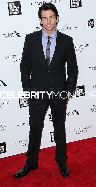 NEW YORK CITY, NY, USA - APRIL 28: Andy Karl at the 41st Annual Chaplin Award Gala held at Avery Fisher Hall at Lincoln Center for the Performing Arts on April 28, 2014 in New York City, New York, United States. (Photo by Jeffery Duran/Celebrity Monitor)