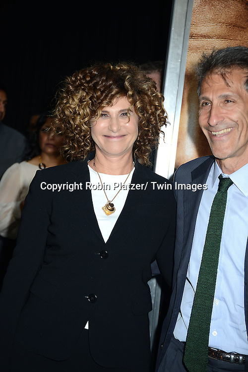 """Amy Pascal attends the Domestic Premiere of """"After Earth""""  on May 29, 2013 at the Ziegfeld Theatre in New York City."""
