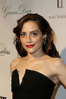 Across The Hall<br /> Los Angeles<br /> December 1 2009<br /> Across The Hall Los Angeles Premiere at Laemmle's Music Hall  in Beverly Hills with Brittany Murphy<br /> ID revpix91201091