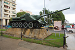 Tank Outside The Museum Of The Revolution