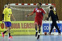 Raul Santos se buura dupa marcarea unui gol