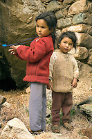 Resilient descendants of the Inca continue live simply in the Peruvian highlands